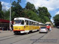 Москва. Tatra T3 №3801, Tatra T3 №3577