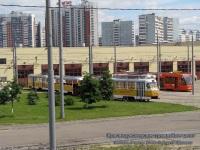 Москва. Краснопресненское трамвайное депо