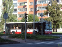 Прага. Renault Agora S/Karosa Citybus 12M 4A3 5569