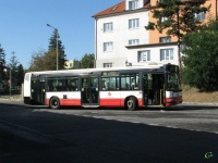 Прага. Irisbus Agora S/Citybus 12M 3A1 4197