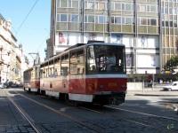 Прага. Tatra T6A5 №8715, Tatra T6A5 №8716