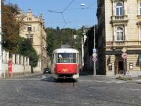 Прага. Tatra T3 №8342