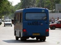 Таганрог. Hyundai County SWB ка458