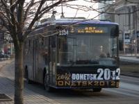 Донецк. ЛАЗ-Е183 №2334