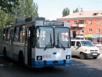 ЮМЗ-Т2 №666