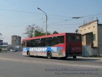 Рязань. Автобус НефАЗ-5299 (ав345) на 54 маршруте на Касимовском шоссе