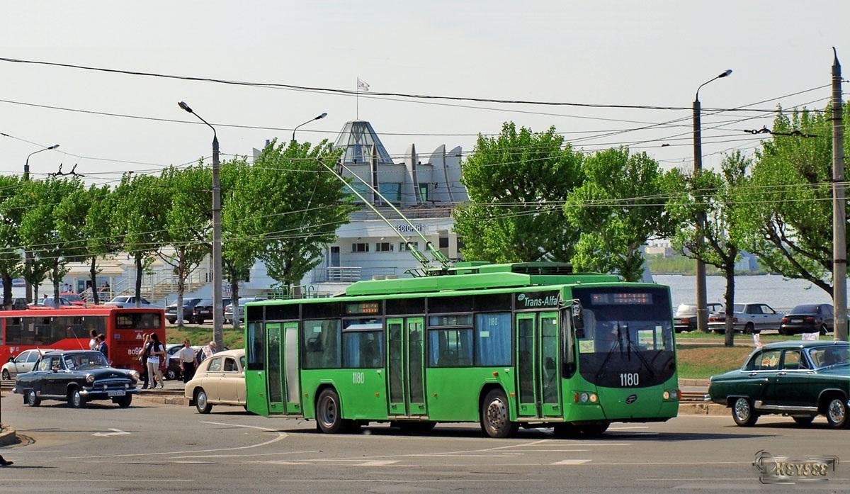 Казань. ВМЗ-5298.01 №1180