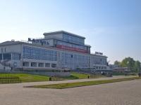 Казань. Казанский речной вокзал