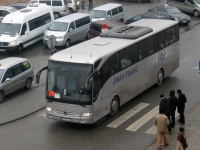 Освенцим. Mercedes-Benz Tourismo WM 53226