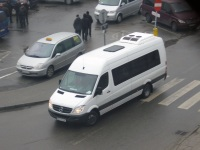 Освенцим. Mercedes Sprinter WB 1418F