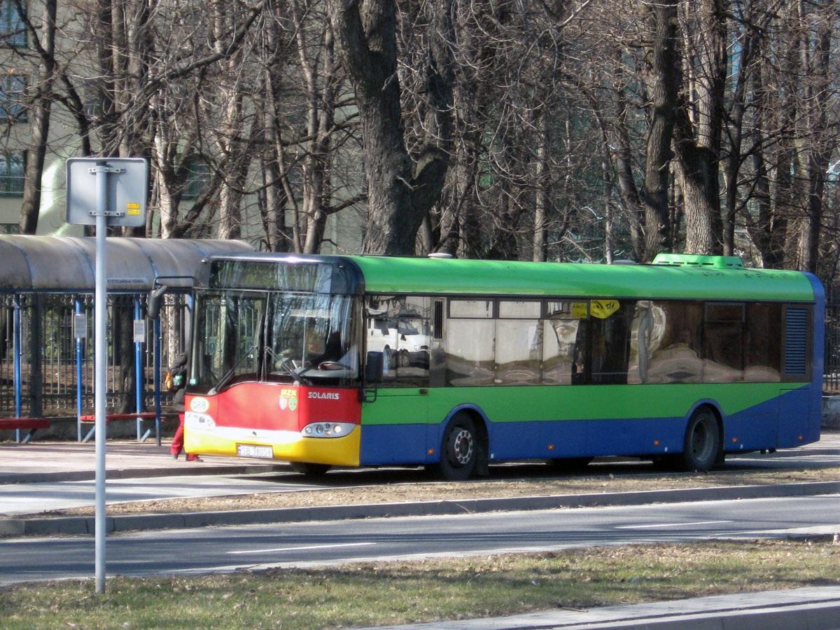 Бельско-Бяла. Solaris Urbino 12 SB 38058