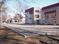 Одесса. Путь для транспортировки новоприбывших трамвайных вагонов с железнодорожной станции Одесса-Товарная, улица Генерала Цветаева
