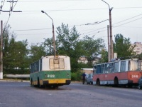 Николаев. ЗиУ-682В00 №3116, ЗиУ-682В10 №3122