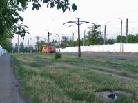 Николаев. Улица Строителей, между трамвайным и троллейбусным депо