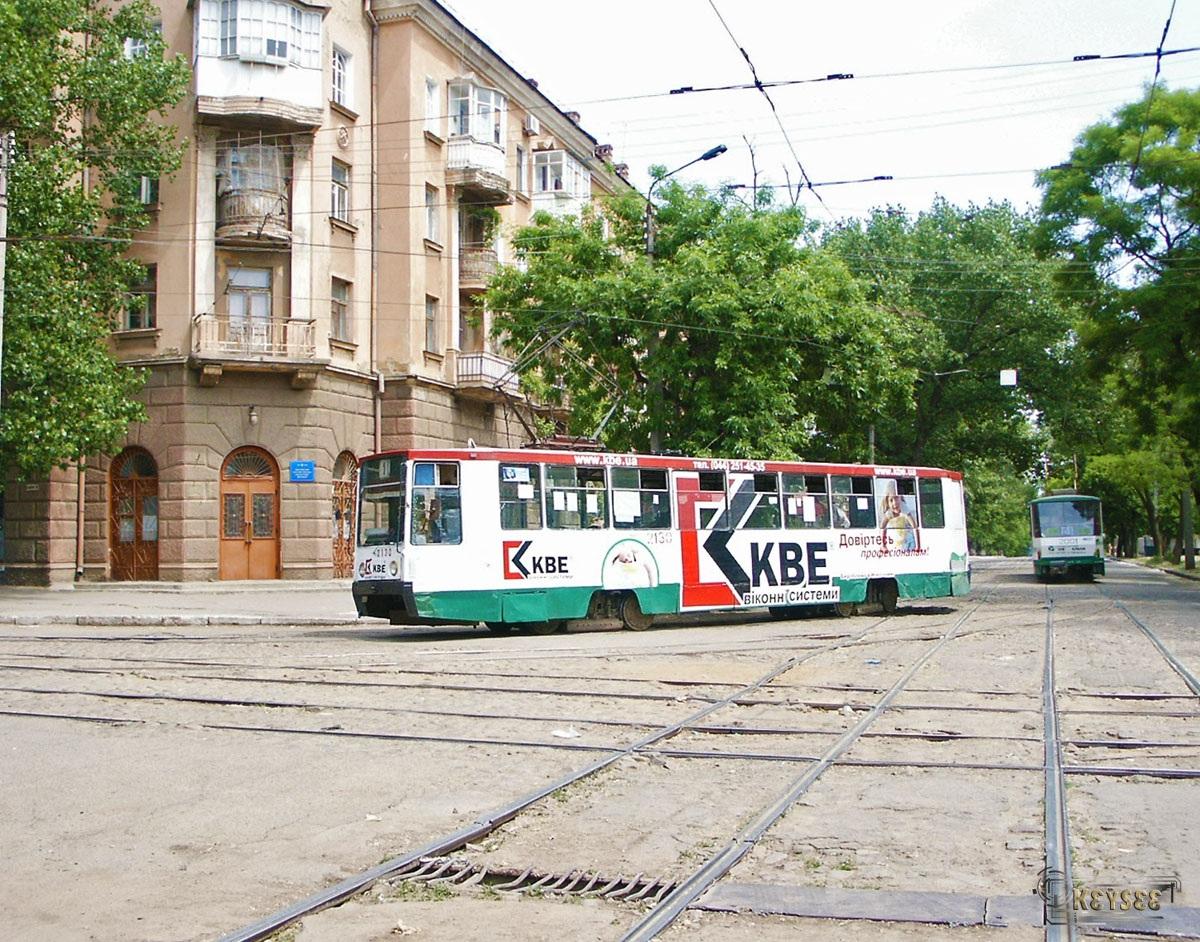Николаев. 71-608К (КТМ-8) №2130
