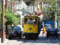 Рио-де-Жанейро. Двухосный моторный вагон №11