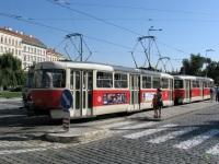 Прага. Tatra T3R.PV №8185, Tatra T3R.PV №8168