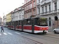 Прага. Tatra KT8D5 №9078
