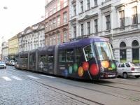 Прага. Škoda 14T №9121