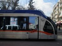 Анталья. CAF Streetcar №003