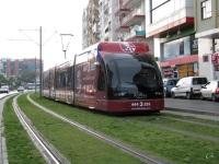 Анталья. CAF Streetcar №004