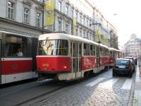Прага. Tatra T3 №8418, Tatra T3 №8419