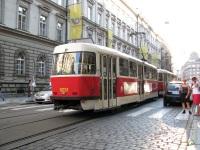 Прага. Tatra T3 №8230, Tatra T3 №8231