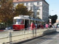 Прага. Tatra T3 №8080