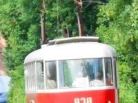 Донецк. Tatra T3SU №3938