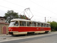 Донецк. Tatra T3 №3907