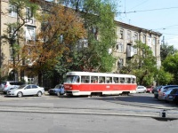 Донецк. Tatra T3 (двухдверная) №3808