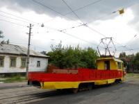 Донецк. Служебный трамвай Tatra T3 №ГР-8