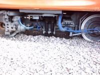Таганрог. Модернизированная тележка новых трамваев 71-623-02 (КТМ-23)