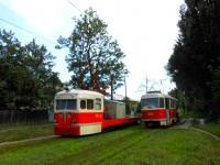 Донецк. Tatra T3 №918, МТВ-82 №ГР-10