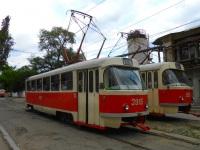 Донецк. Tatra T3 (двухдверная) №3915, Tatra T3 №951