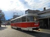 Донецк. Tatra T3R.P №4155