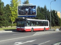 Прага. Irisbus Agora S/Citybus 12M 2AC 5073