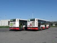Прага. Renault Agora S/Karosa Citybus 12M AKA 60-34, Irisbus Agora S/Citybus 12M 4A2 3495