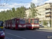 Санкт-Петербург. ЛВС-86К №3035, ЛВС-86К №5116