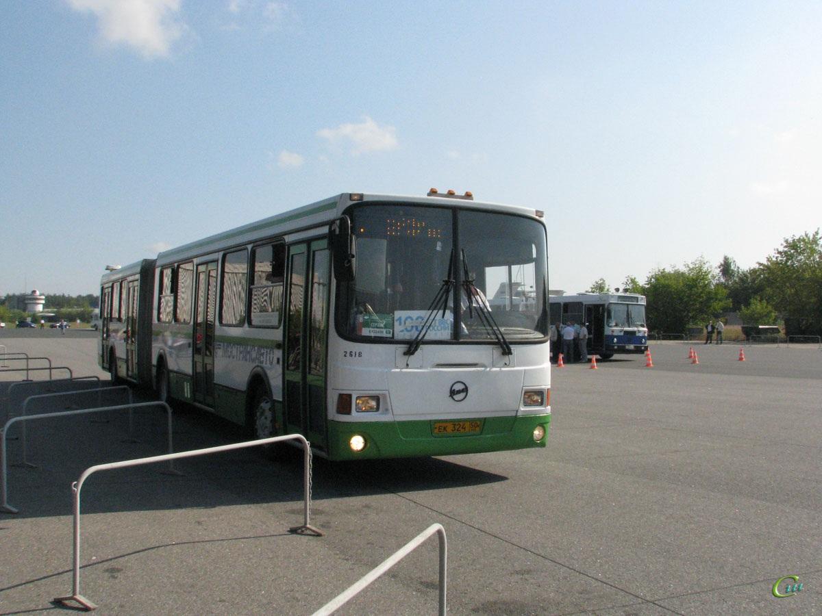 Жуковский. ЛиАЗ-6212.01 ек324