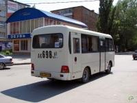 Таганрог. Hyundai County SWB ак698
