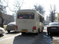 Таганрог. Hyundai County SWB ам081