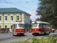 Донецк. Tatra T3 №116, Tatra T3 №161