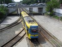 Киев. Tatra KT3 №404