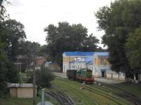 Донецк. Тепловоз ЧМЭ3-???? на станции Мушкетово