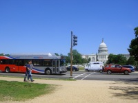 Вашингтон. New Flyer C40LF №2328