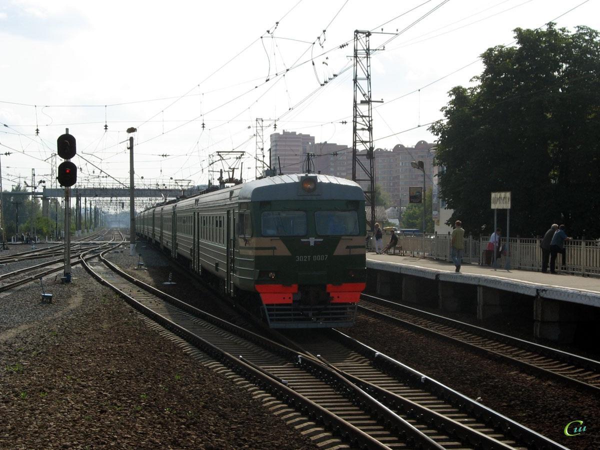 Москва. ЭД2Т-0007