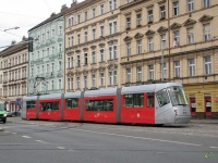 Прага. Škoda 14T №9147