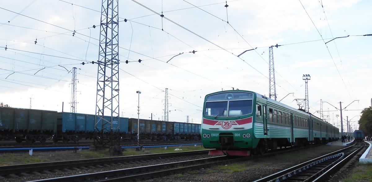 Донецк. ЭПЛ2Т-004