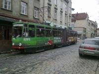 Львов. Tatra KT4 №1154